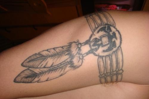 Tattoo Lesbian Band 81